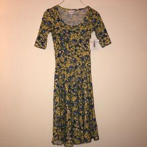NWT Nicole LuLaRoe Dress